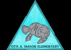 Otis A. Mason Elementary School logo