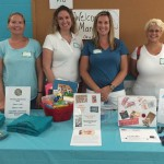 PTO Table at Meet the Teacher